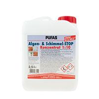 Pufas Algen- und Schimmel-STOP-Konzentrat 2,5L, chlorfrei