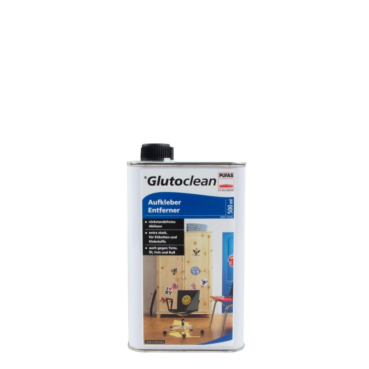 Glutoclean Aufkleber Entferner 500ml