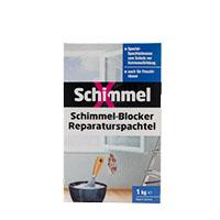 SchimmelX Schimmel-Blocker Reperaturspachtel 1kg