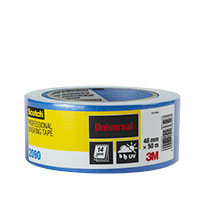 3M Scotch Super Malerabdeckband 2090, 48mm, blau