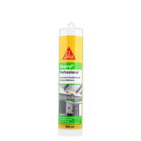 Sikacryl Professional weiß 300ml Kartusche, Acryl