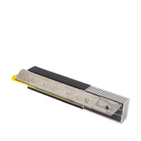 10x Storch Cuttermesser Ersatzklingendispenser 18mm Goldcut #356380