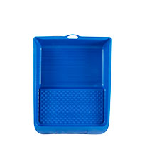 Storch Farbwanne Kunststoff, blau, Lackwanne, versch. Größen