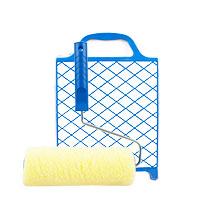 Storch 2tlg Roller-Set, 23cm Polyesterwalze + Bügel + Kunststoffgitter 148423