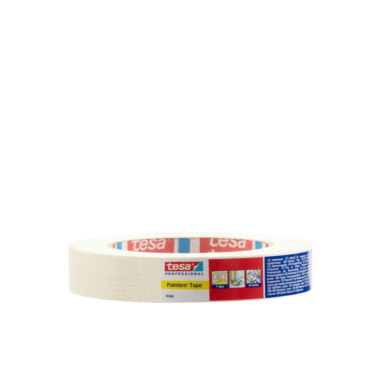Tesa 4348 Malerkrepp 19 mm Malerband