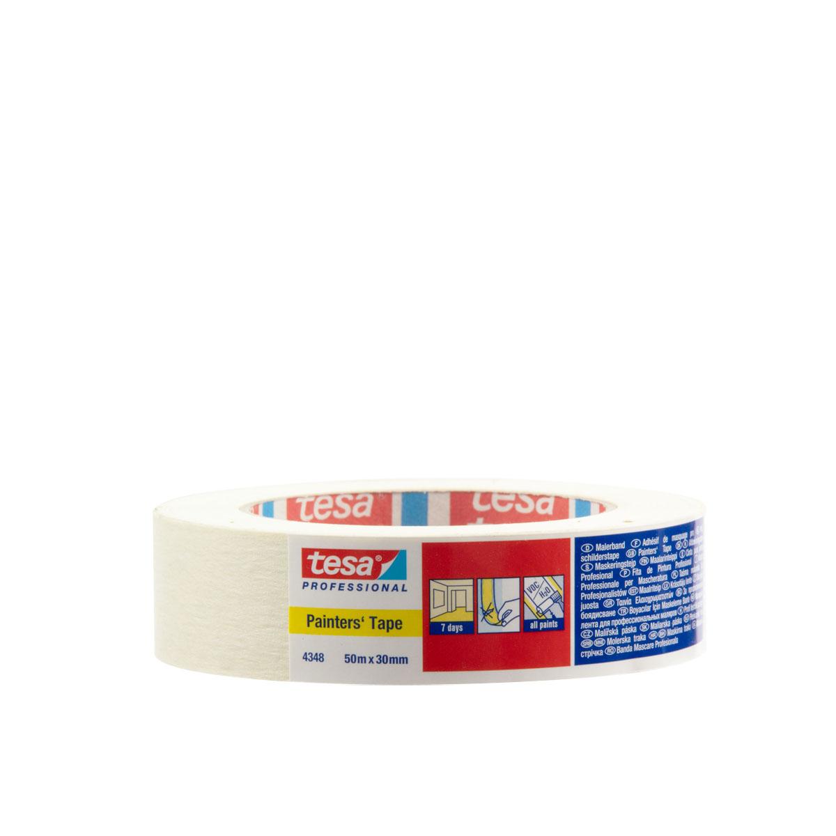 Tesa 4348 Malerkrepp 25 mm Malerband