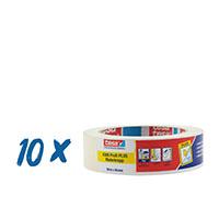 10 x Tesa 4306 Malerkrepp 19mm ,Malerband,10er Pack
