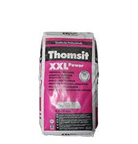 Thomsit XXL Power 25kg, Premium Ausgleich, 0,5-20mm