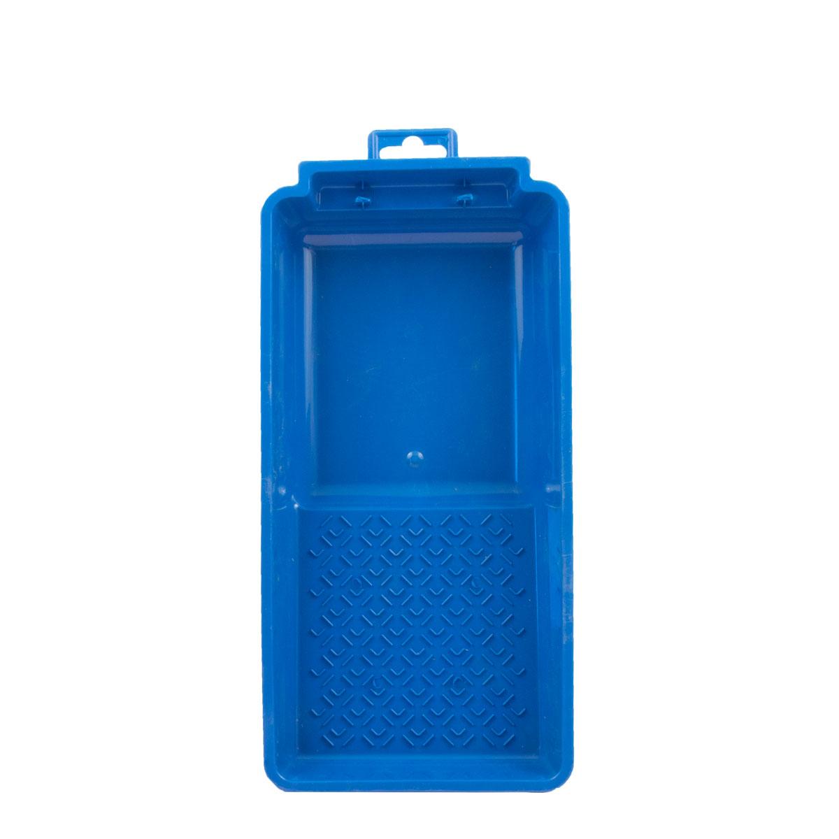 Farbwanne Kunststoff, blau,Lackwanne, 31 x 35cm