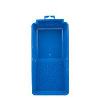Farbwanne Kunststoff, blau, Lackwanne, versch. Größen