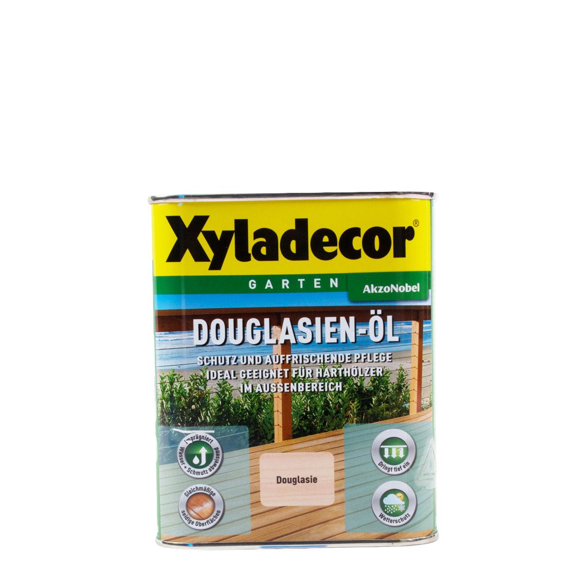 Xyladecor Douglasien-Öl 750ml, Pflegeöl, Terrassenöl
