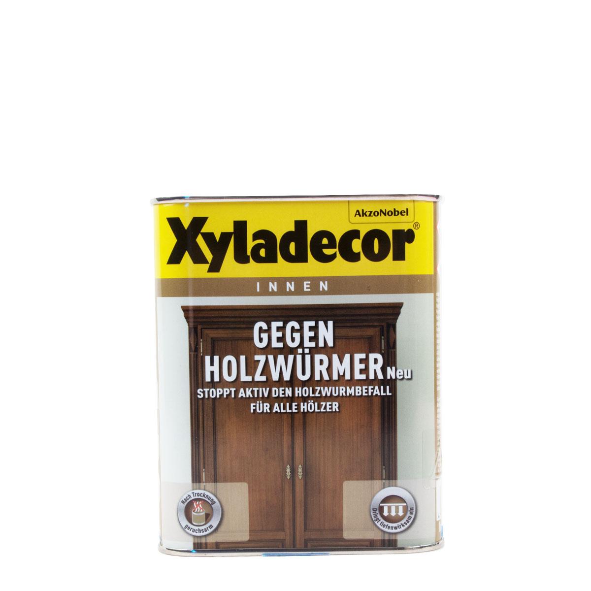 Xyladecor Gegen Holzwürmer 750ml