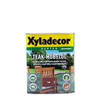 Xyladecor Teak-Möbelöl Teak 750ml ,Hartholzmöbel-Öl