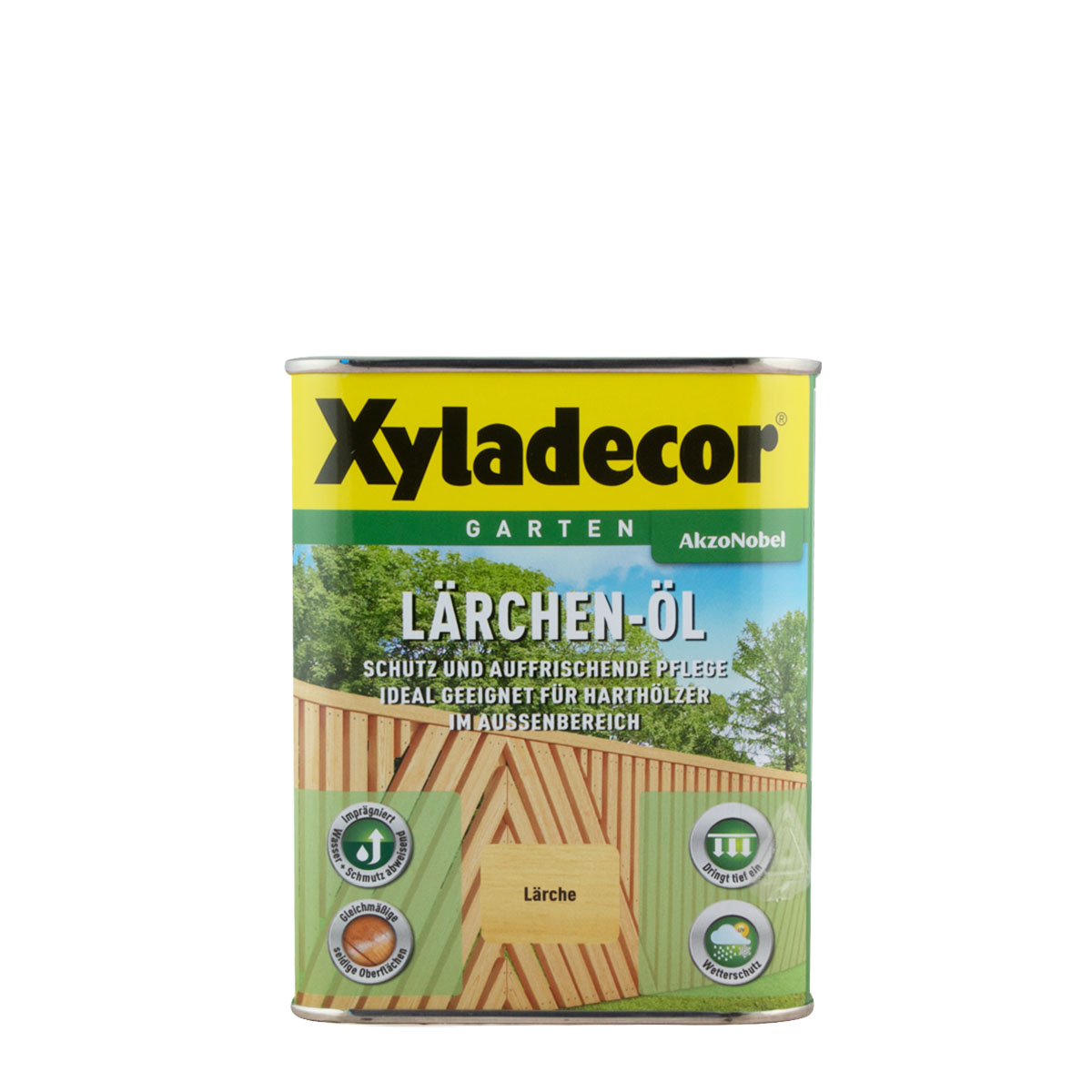 Xyladecor Lärchen-Öl 750ml, Pflegeöl, Terrassenöl