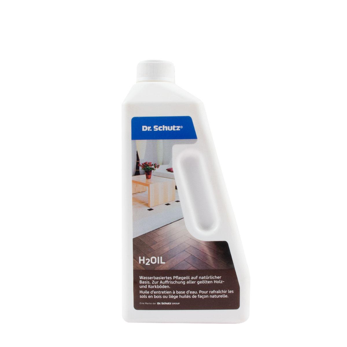 Dr. Schutz H2Oil 750ml, farblos, Wasserbassiertes Pflegeöl