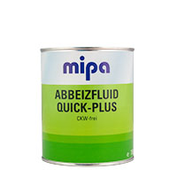 Mipa Abbeizfluid Quick-Plus 750ml, Lackentferner, Entlacker