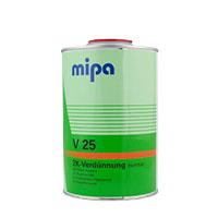 Mipa 2K-Verdünnung normal V25 1L , Acrylverdünnung